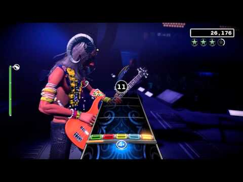 Fever - The Black Keys, Rock Band 4 Expert Guitar