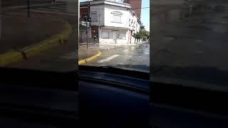 Santa Fe: cañería rota en barrio Sur