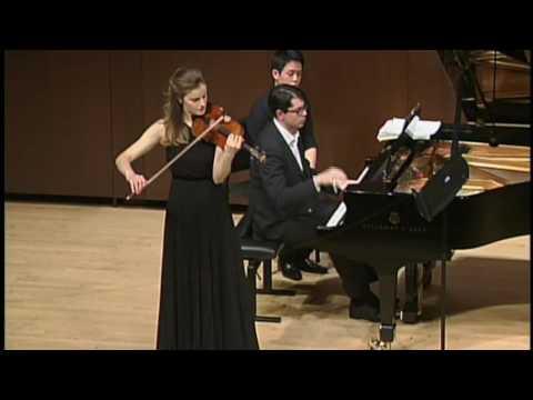 Debussy - Beau Soir - Justina Auskelyte & Cesare Pezzi