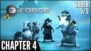 G-Force (PS3) -  Chapter 4: Saber (5/5)