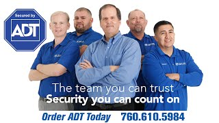 ADT from Smart Tech - Best Home Alarm Company in Palm Desert