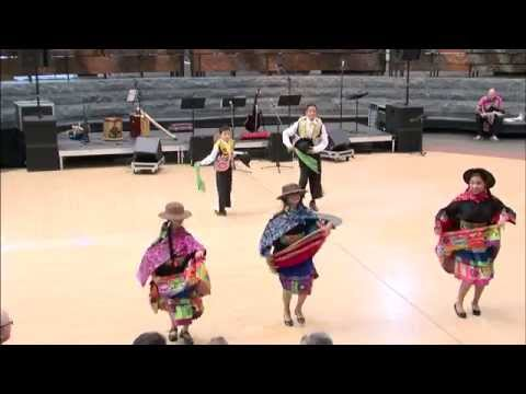 """The Great Inka Road"" Family Day 3 - Peruvian Music & Dance"