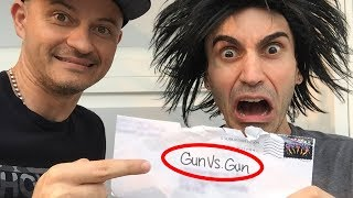 HE FOUND OUR ADDRESS! (SCARY)