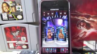 wwe super card ios andriod tips and tricks
