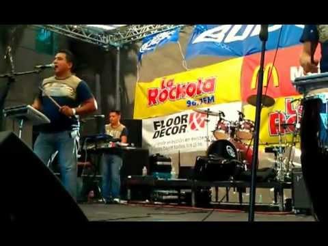 Grupo Sonador (Fiesta Patrias 2011) - La Rockola 96.7 FM
