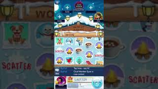 Bigfish Casino - Snowday