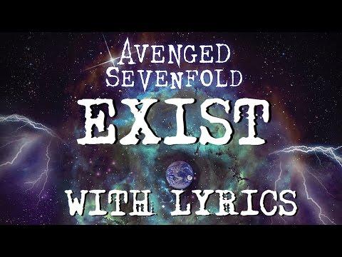 EXIST - Avenged Sevenfold [LYRICS]