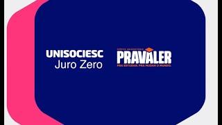UNISOCIESC | PRAVALER - Juro Zero