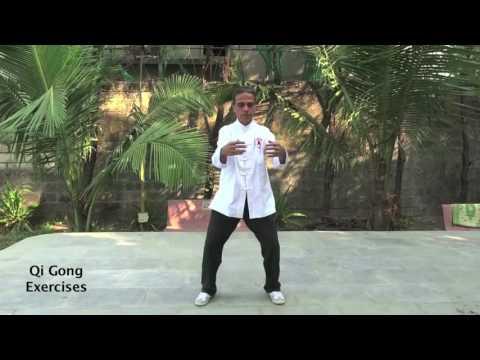 Qi Gong and Silk Reeling Movements with Sensei Sandeep Desai