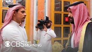 Saudi crown prince to speak amid Khashoggi killing allegations