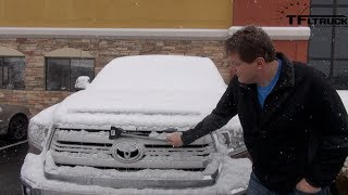2014 toyota tundra 1794 edition holiday road trip review part 2