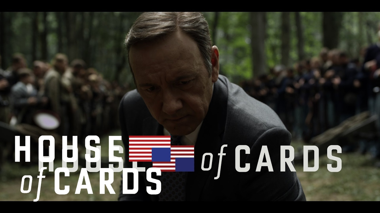 Watch Gripping First 'House of Cards' Season Five Trailer