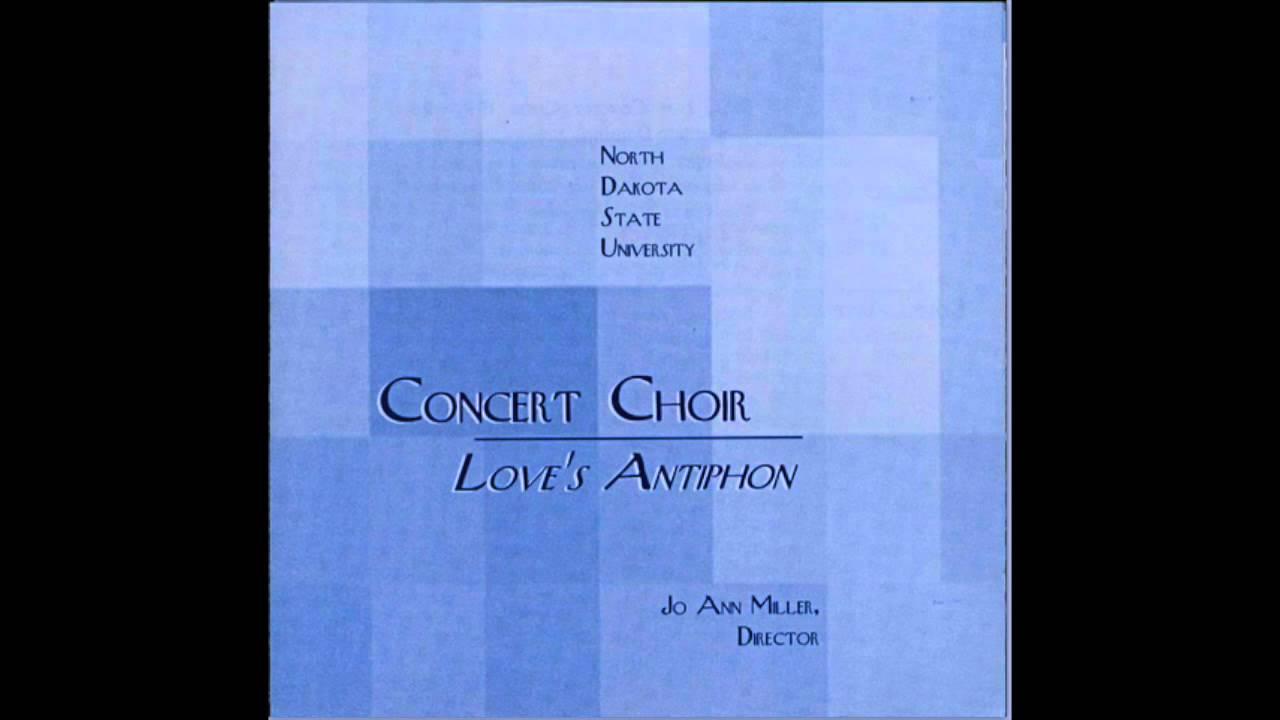 Shenandoah   arr. James Erb [NDSU Concert Choir]