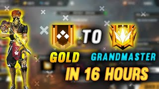 GOLD TO GRANDMASTER SEASON 17 | Mit Hasan