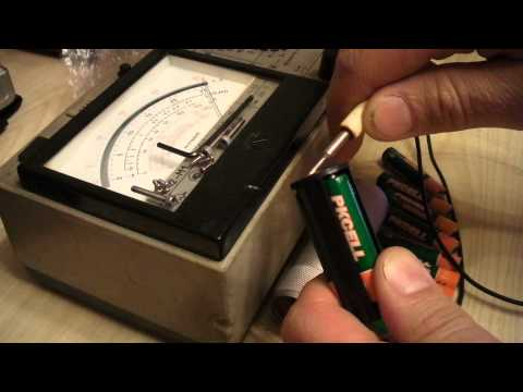 1.6v 900mWh in Nickel -Zinc Battery