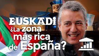 ¿Por qué el PAÍS VASCO es tan RICO? - VisualPolitik