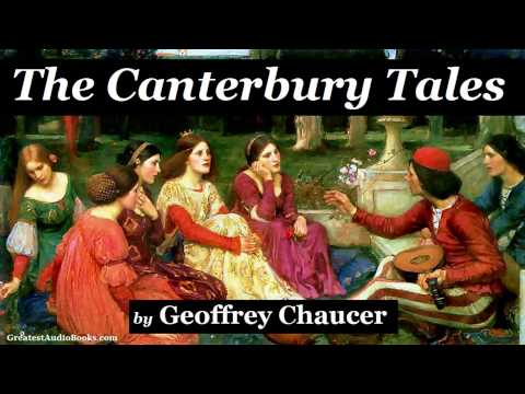THE CANTERBURY TALES by Geoffrey Chaucer - FULL AudioBook | Part 2 of 2 | Greatest Audio Books