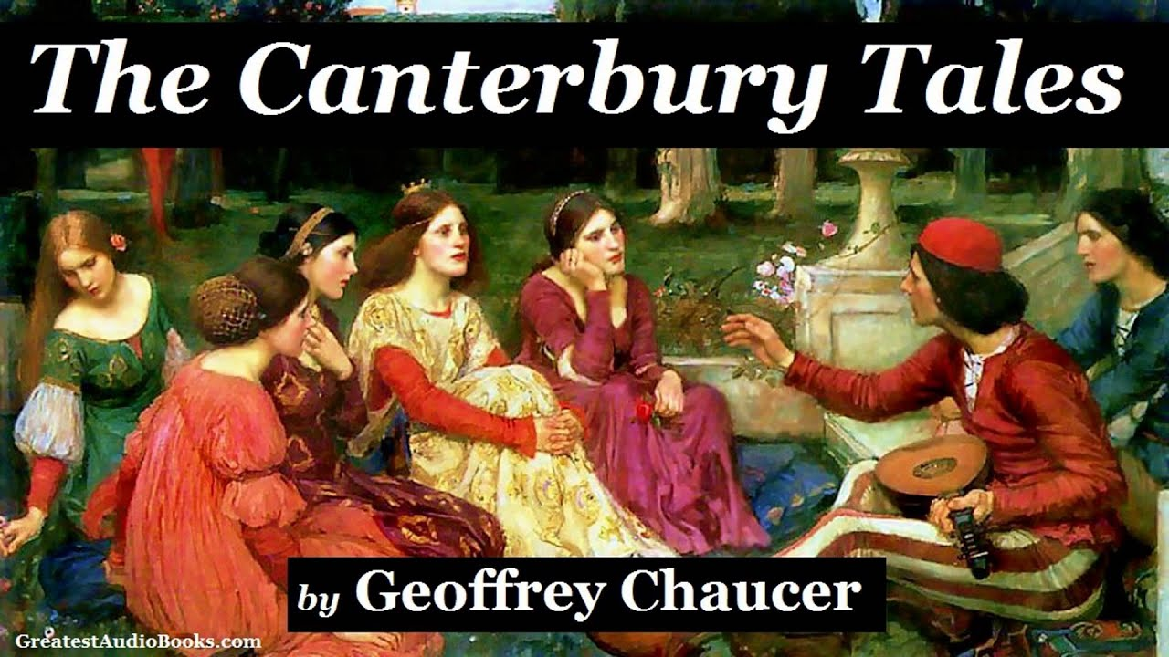 a review of geoffrey chaucers canterbury tales 2016-5-30  a portrait of the pardoner from chaucer's canterbury tales  'the canterbury tales,' reflects contemporary opinion of the  geoffrey the canterbury tales.