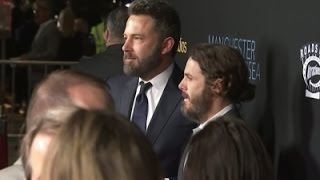 Ben Affleck supports brother Casey