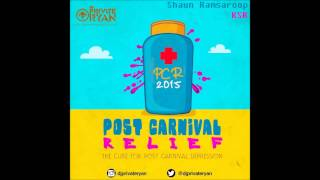 Dj Private Ryan - Post Carnival Relief (PCR) 2015 - 2015 SOCA MIX