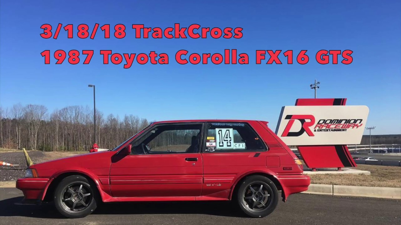 1987 corolla fx16 gts autox track build toyota nation forum toyota car and truck forums [ 1280 x 720 Pixel ]