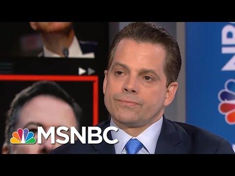 Advisor Anthony Scaramucci Calls President Donald Trump's NATO Speech 'Reagan-Esque' | MSNBC