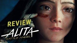 Review phim ALITA: BATTLE ANGEL (Thiên thần chiến binh)