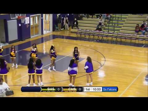 Falcon Basketball vs Starkville