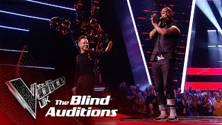Olly Murs and will.i.am's 'Moves' | Blind Auditions | The Voice UK 2019 thumbnail