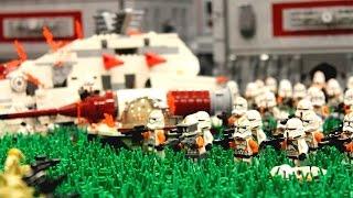 Lego Star Wars The Battle of Alaris Prime MOC