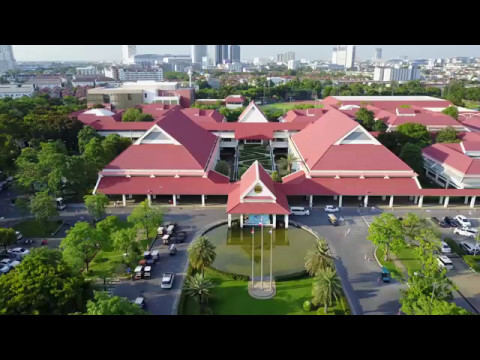 International School of Bangkok by Drone