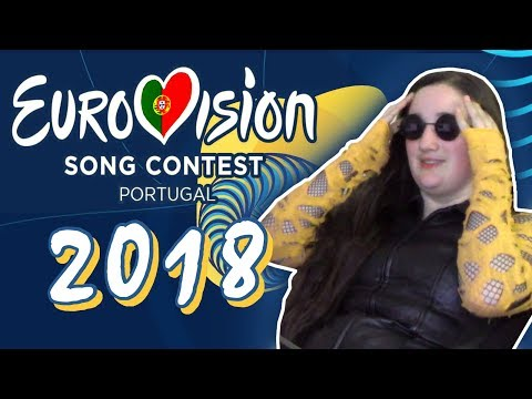 HOW TO WRITE A SONG  All 43 Eurovision 2018 Songs
