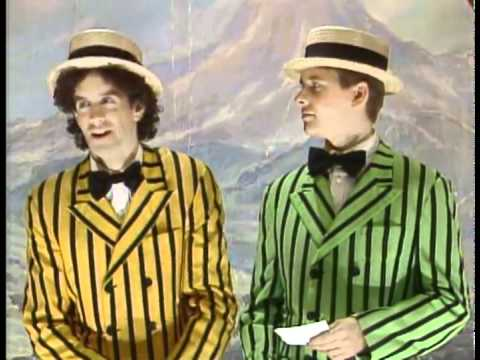 The Kids in the Hall - McGuillicutty and Green