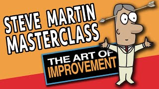 Steve Martin's Rules For Creativity