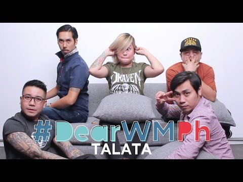 Dalagang Pilipina with Talata! | #DearWMPh Season 2