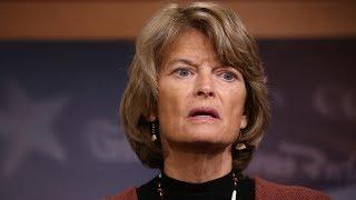 Republican senator 'disturbed' by party's impeachment stance