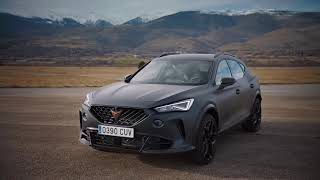 CUPRA FORMENTOR VZ5 Design preview