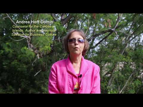 International Women's Day 2018, Counselor for the Caribbean Islands