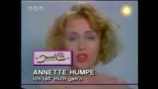 Annette Humpe - Ich lass mich geh'n