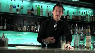 Art Of The Cocktail 2009 - How To Make A Vesper