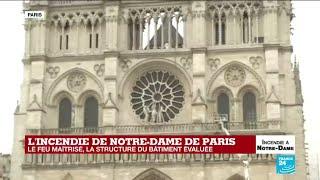 Incendie à Notre-Dame de Paris : la piste accidentelle est privilégiée par les enquêteurs
