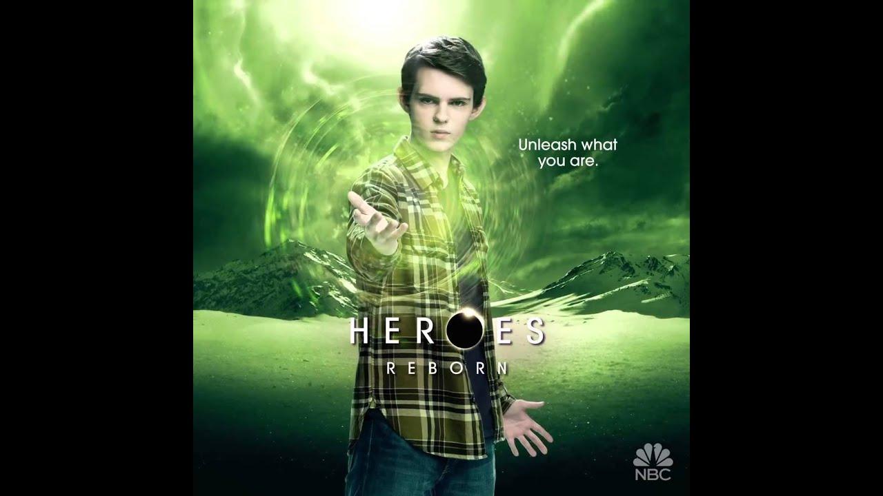 Robbie Kay: Heroes: Reborn - YouTube