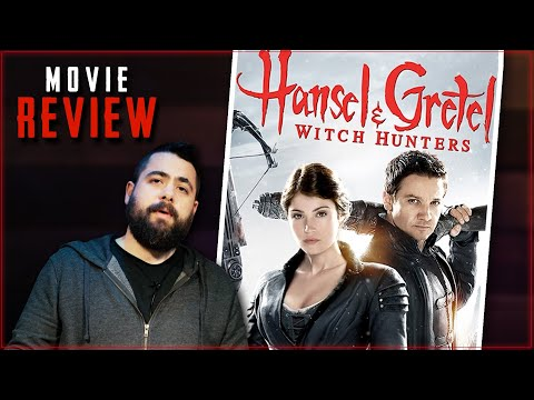 Hansel Gretel Witch Hunters 2013 Movie Review Youtube