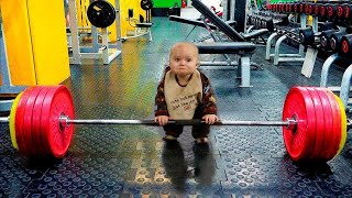 Try Not To Laugh : Funny Baby Play Sport Fails   Funny Videos