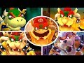 Evolution of Bowser Battles in 3D Mario Games (1996-2017)
