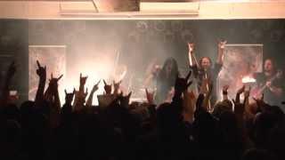 NE OBLIVISCARIS - Of Petrichor Weaves Black Noise (Live at the Stag)