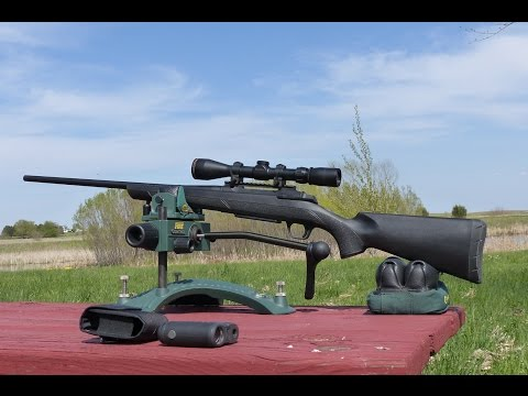 Review: Browning AB3 Composite Stalker  Winchester Rifle