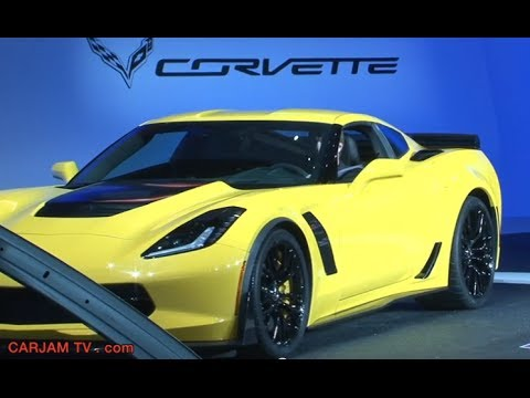 Chevrolet Corvette Z06 2015 Price $75,000 625hp Launch Commercial 2014 Carjam TV HD