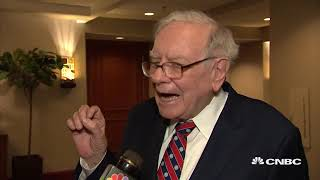 Warren Buffett At 2018 Berkshire Hathaway Annual Meeting