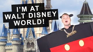"Walt Disney World -  ""I Love It"" (Official Music Video Parody)"